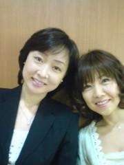 川上麻衣子 公式ブログ/TBSより 画像1