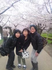 川上麻衣子 公式ブログ/満開の弘前ー2 画像2