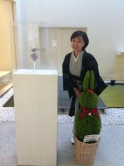 川上麻衣子 公式ブログ/川上麻衣子のガラスデザイン展 画像1