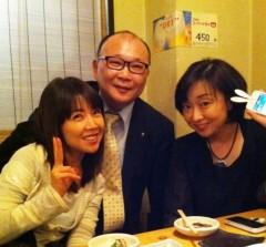 川上麻衣子 公式ブログ/金八同窓生と 画像2
