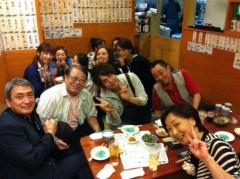 川上麻衣子 公式ブログ/ちょっと早めの打ち上げ 画像2