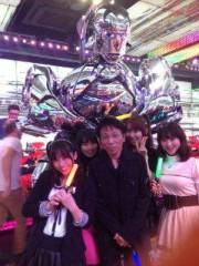 小泉ポロン 公式ブログ/昨夜はロボット 画像1