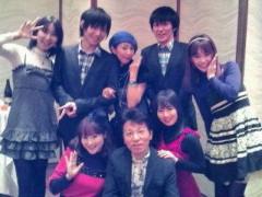 小泉ポロン 公式ブログ/昨日はパーティー、けふはテレビ局 画像1
