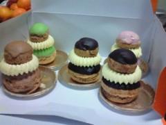 小泉ポロン 公式ブログ/美味、しかし、食す姿は・・・、 画像2