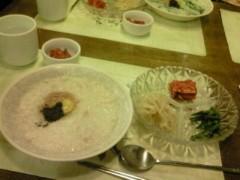 小泉ポロン 公式ブログ/最後の朝食 画像1