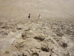 小泉ポロン 公式ブログ/砂丘の我ら 画像2