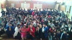 小泉ポロン 公式ブログ/陸前高田の学校で 画像1