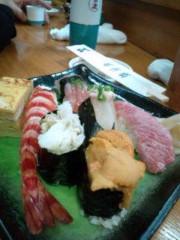 小泉ポロン 公式ブログ/寿司ナイト 画像1