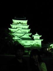 小泉ポロン 公式ブログ/夜のお城へ 画像1