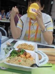 小泉ポロン 公式ブログ/お昼は・・・、 画像2