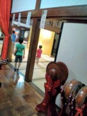 小泉ポロン 公式ブログ/お寺で演芸会 画像3