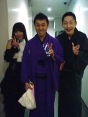 小泉ポロン 公式ブログ/ASIMO君と先輩達と 画像1