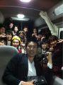 小泉ポロン 公式ブログ/バスでGoε=ヾ(*~▽~)ノ 画像1