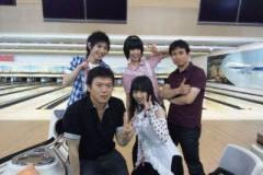 小泉ポロン 公式ブログ/夜はボウリング 画像1
