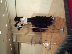 小泉ポロン 公式ブログ/お寺へGo 画像1