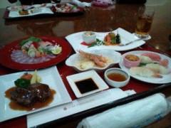 小泉ポロン 公式ブログ/豪華な軽食 画像1