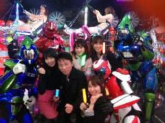 小泉ポロン 公式ブログ/昨夜はロボット 画像2