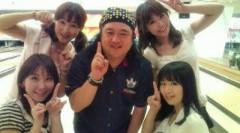小泉ポロン 公式ブログ/小力さんも玉転がし 画像2
