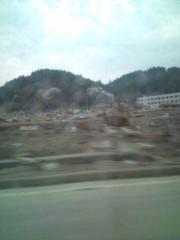 小泉ポロン 公式ブログ/被災地へ 画像2