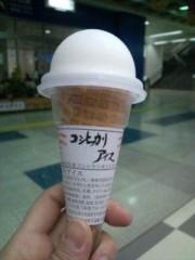 小泉ポロン 公式ブログ/コシヒカリアイス 画像1