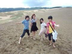 小泉ポロン 公式ブログ/砂丘の我ら 画像3