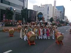 大塚宝 公式ブログ/宮祭り! 画像1