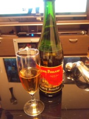 大塚宝 公式ブログ/お土産のシャンパン 画像1