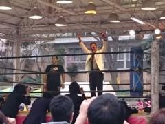 大塚宝 公式ブログ/奉納プロレス! 画像2