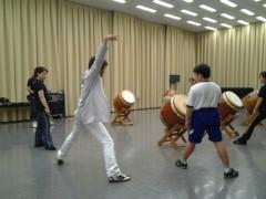 大塚宝 公式ブログ/盆太鼓! 画像1