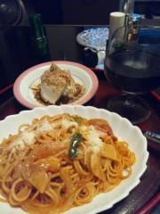 大塚宝 公式ブログ/やっと夕食! 画像2