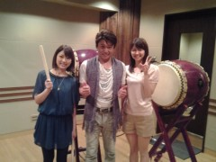 大塚宝 公式ブログ/渋谷某スタジオにて! 画像1