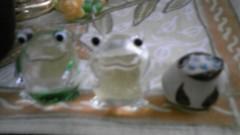 大塚宝 公式ブログ/三匹のカエル 画像1