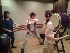 大塚宝 公式ブログ/渋谷某スタジオにて! 画像2