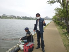 大塚宝 公式ブログ/千波湖! 画像1