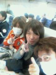 大塚宝 公式ブログ/移動中! 画像1