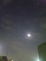 岩村さちこ 公式ブログ/お月さん 画像2