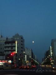 岩村さちこ 公式ブログ/お月さん 画像3