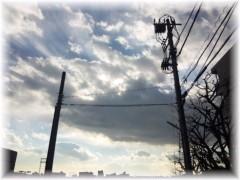 岩村さちこ 公式ブログ/光のカーテン 画像1