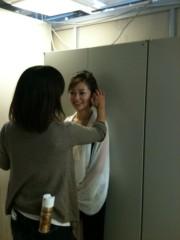 市井紗耶香 公式ブログ/メイク 画像1