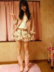 野呂陽菜 公式ブログ/ピンク大好き人間野呂陽菜 画像1