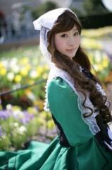 野呂陽菜 プライベート画像 ローゼン 翠星石