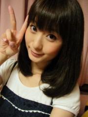 野呂陽菜 公式ブログ/髪の毛…バッサリ! 画像1