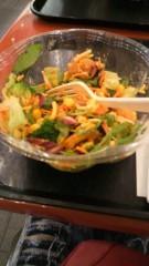 あずに 公式ブログ/野菜を食べてます(笑) 画像1
