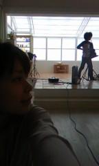 桐野澪 公式ブログ/グラビア撮影☆ 画像1
