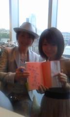桐野澪 公式ブログ/似顔絵の正解は・・・ 画像1
