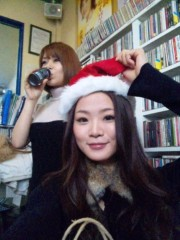 桐野澪 公式ブログ/あびら屋deクリスマス 画像2