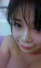 桐野澪 公式ブログ/ラムちゃん風呂 画像1