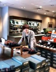 アレックス・ルー 公式ブログ/靴の撮影 画像2