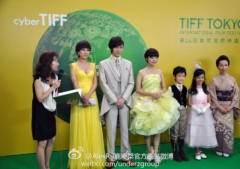 アレックス・ルー 公式ブログ/東京国際映画祭グリーンカーペット 画像2
