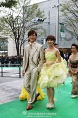 アレックス・ルー 公式ブログ/東京国際映画祭グリーンカーペット 画像1